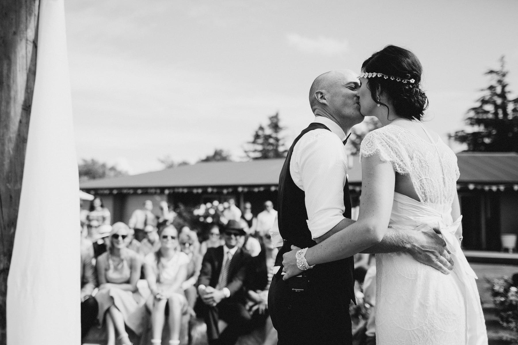 new zealand farm wedding
