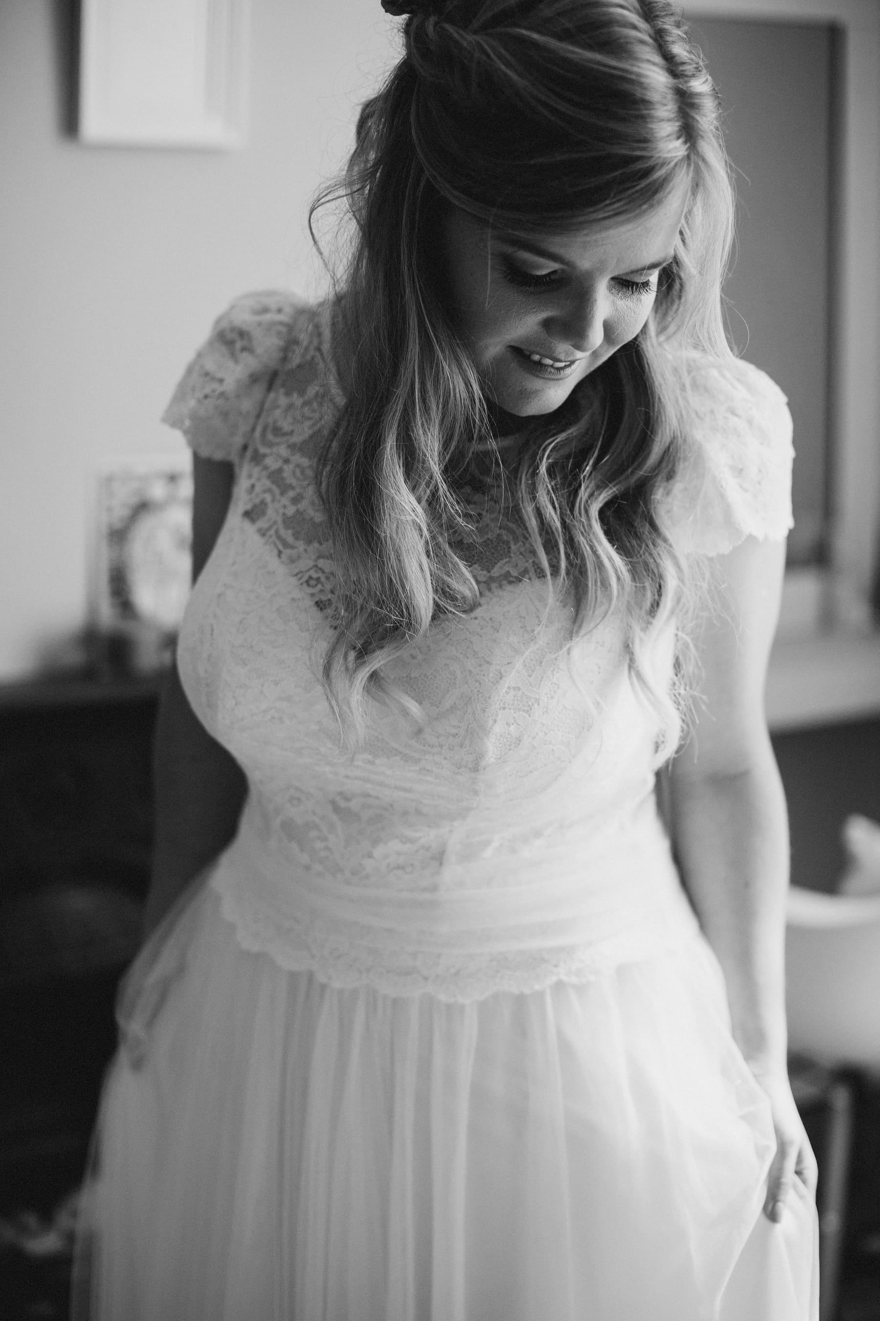 boho wedding nottinghamshire