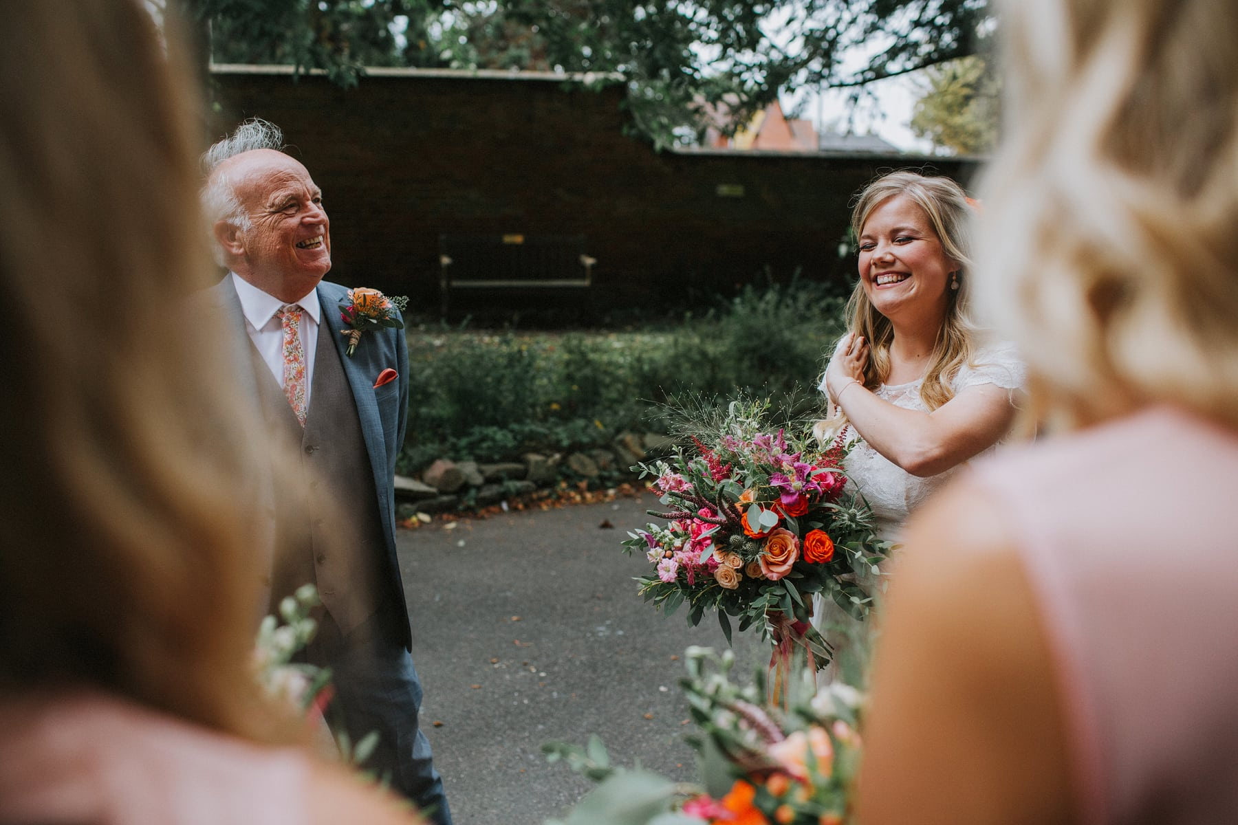 boho wedding nottinghamshire