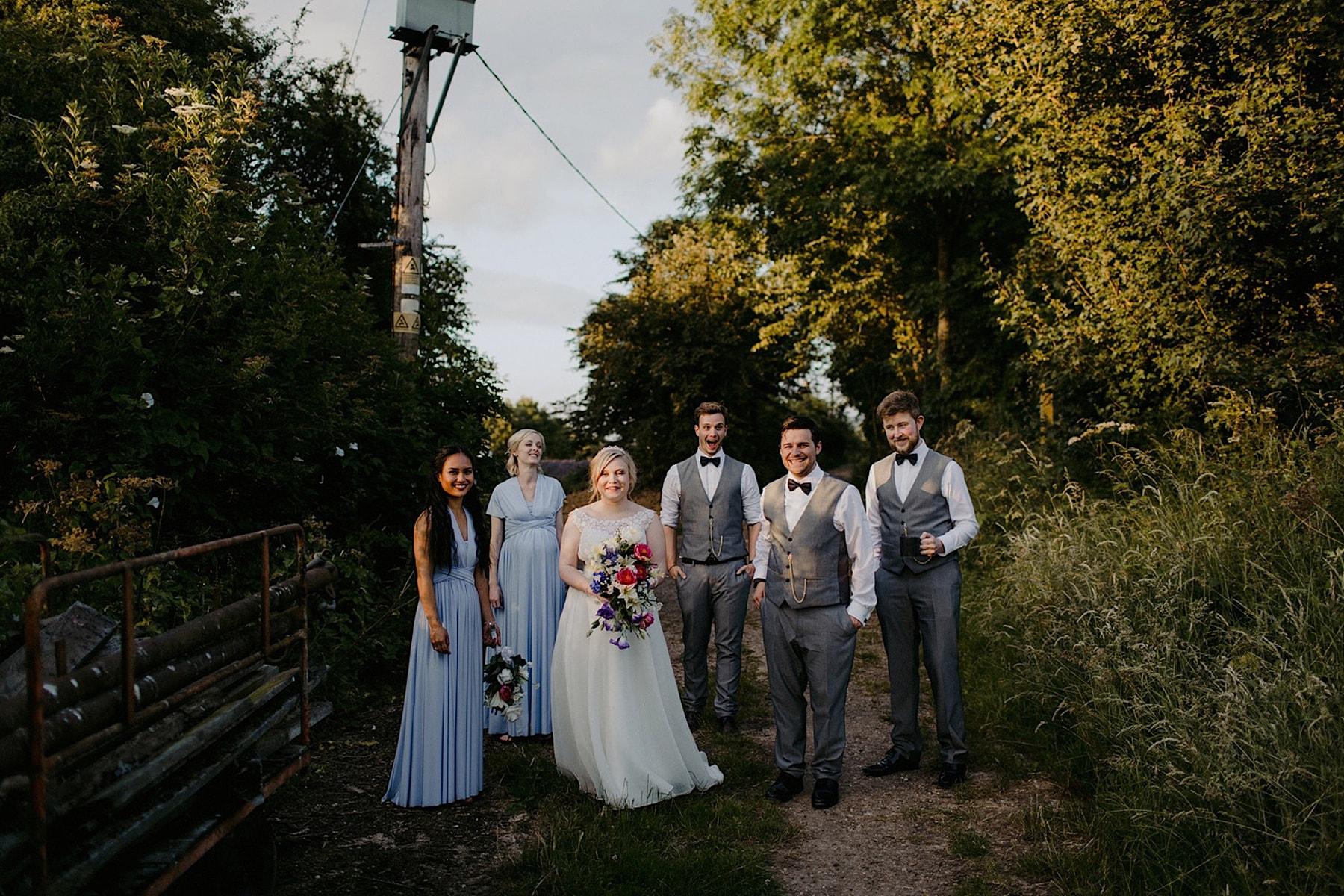 wedding at foxton locks inn old boathouse
